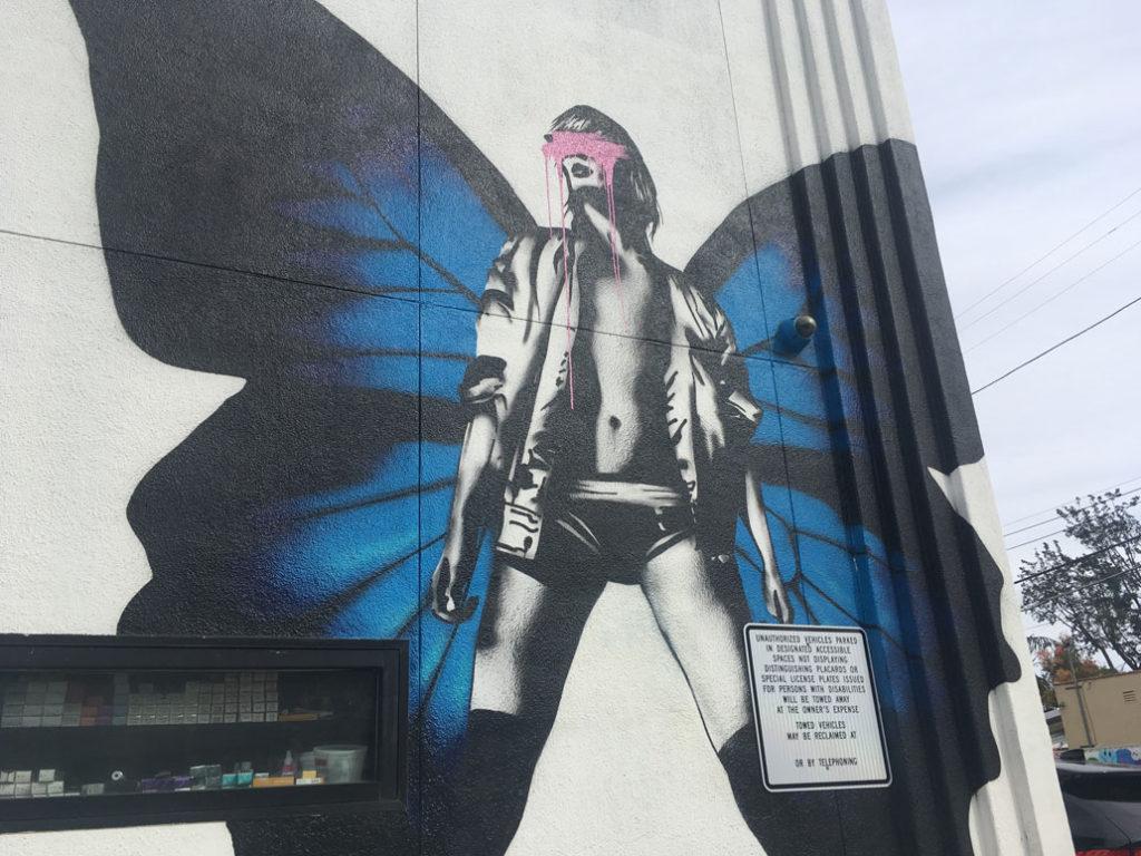 Punk Me Tender Melrose Ave