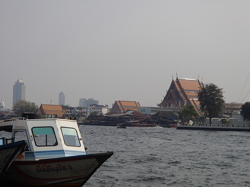 Chao Phaya River Bangkok
