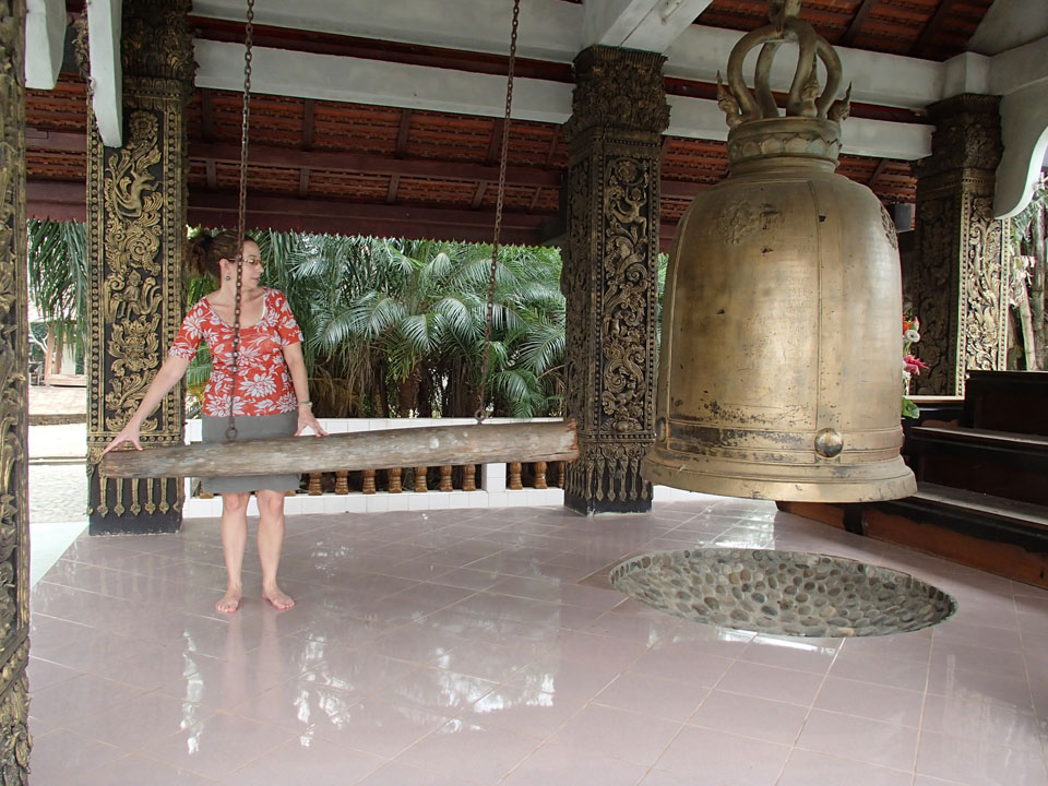 Lori at Golden Triangle Thailand