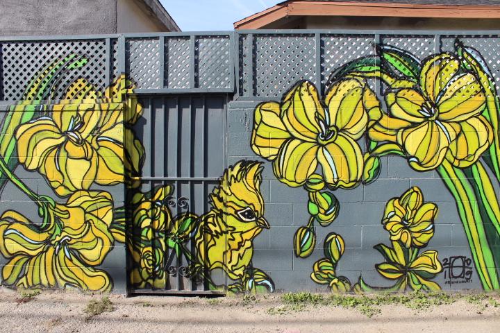 Andrea LaHue Street Art