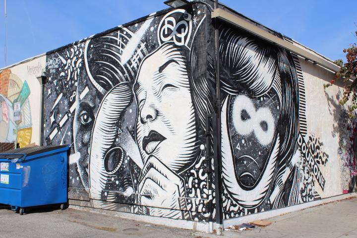 Dourone Street Art