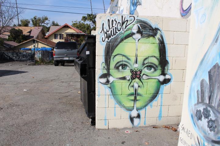 Jules Muck Street Art