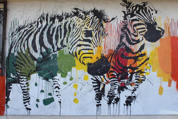 Zebras by Moncho 1929