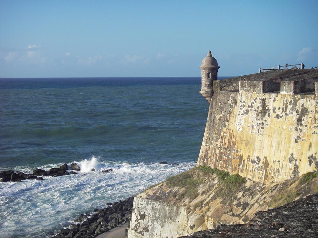 Castillo San Felipe del Morro San Juan Puerto Rico